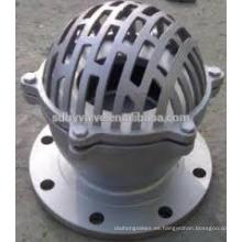 DN50-DN300 PN16/clase 125 válvula de pie con filtro