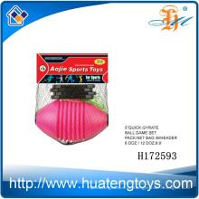 Wholsale Plastikkinder spielen Sportspielzeug Pull String Ball für Sport Fun H172593