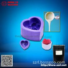 rtv silicone rubber for silicon cake mould