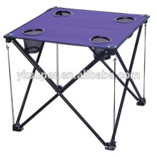 Outdoor camping foldable table with high quality