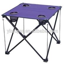 Открытый складной столик для кемпинга с высоким качеством