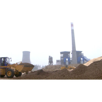 Turbin Steam Kuasa Biomass 20MW