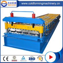Aluminium Roofing Sheet Cold Roll Forming Machinery