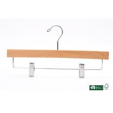 Шкаф Полное верхнее качество Деревянная вешалка для брюк
