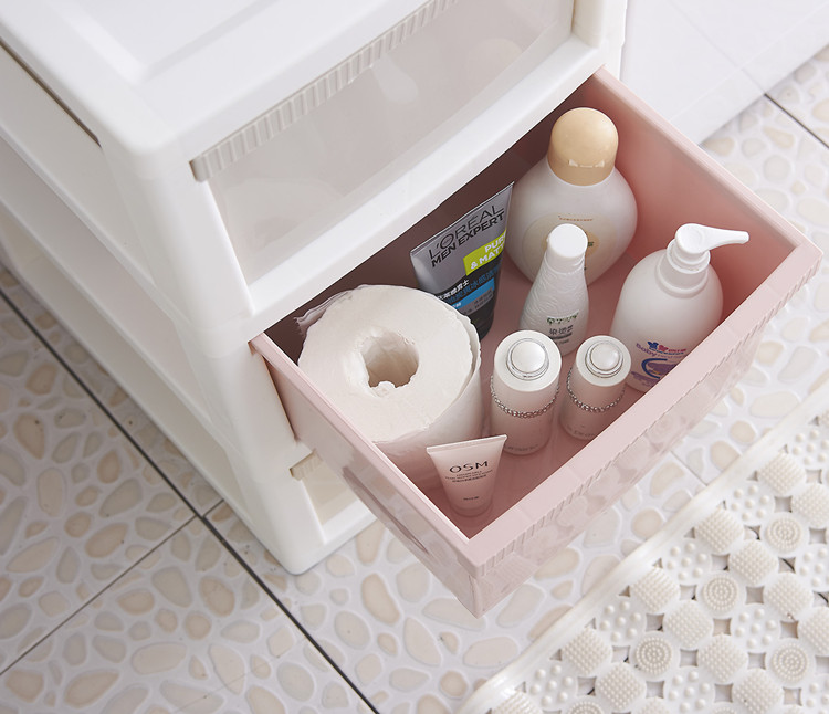 Shelf Plastic Storage