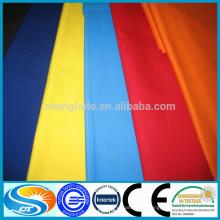 Tela de la tela del producto de los bienes listos del surtidor de China tela 100% del poliester de la tela