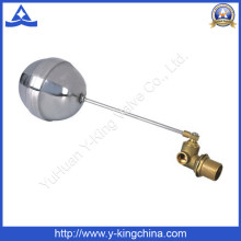 Brass Floating Valve in Water Tank (YD-3014)