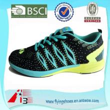 fujian sport shoes factory for women stylish running shoes
