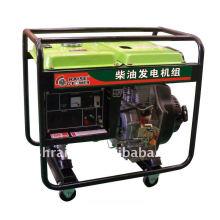 Generador Diesel de Marco Abierto