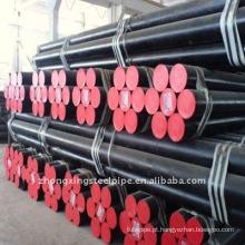 Tubulação de aço sem costura de JIS 3461 STB340