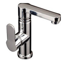 China High Quality Side Handle Bathroom Basin Faucet (2528)