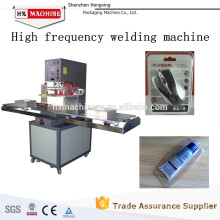 Hot Selling High Frequency PETG Blister Sealing Machine CE Approved Supplier