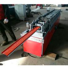 Rolo de porta de obturador de aço galvanizado dá forma à máquina