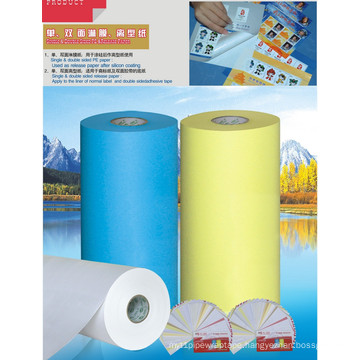 Release Paper for Self Adhesive Material