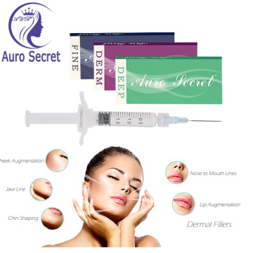 أفضل حقن الوجه Fillers Hyaluronic Acid Lip