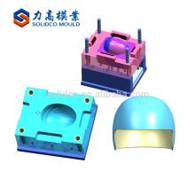 Moldes del casco del moldeo por inyección plástico de encargo profesional del mejor precio