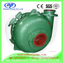 High Pressure Rubber Lined Centrifugal Slurry Pump Machine