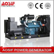 1 hora de prueba de control de calidad antes del envío generador de media potencia