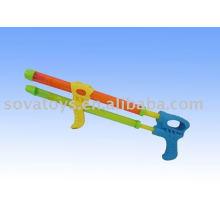 Duplo tubo super água atirador, água de plástico shooter-914063499