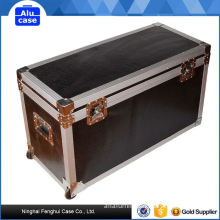 Competitive price factory directly rifle case with combination lock