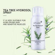 OEM/ODM Tea Tree Floral Water, Smoothing Brightening Moisturizing Skin Care Tea Tree Mist