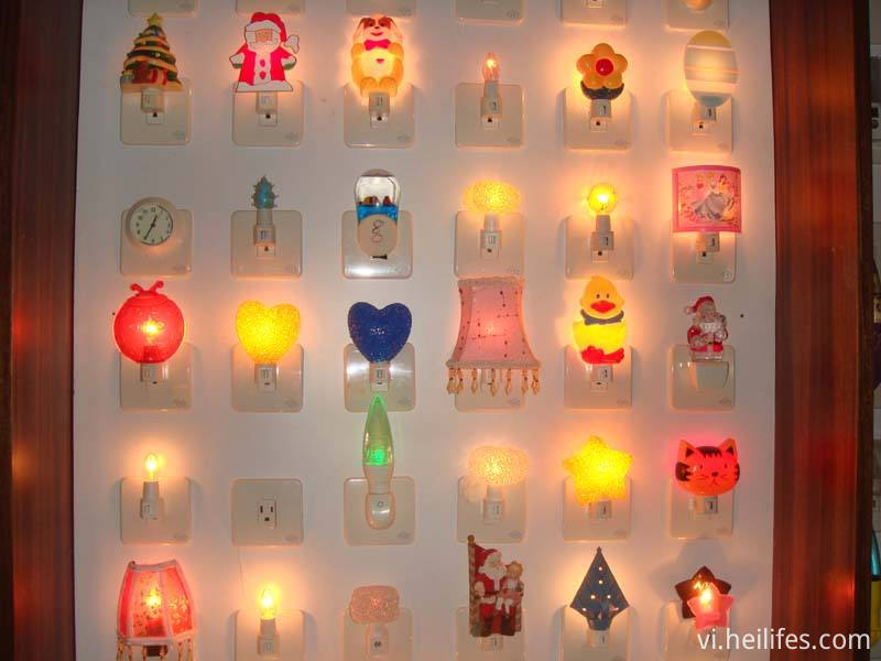 Night light lamp