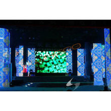 Dip P37.5 Outdoor Full Color Led Display Screen Rental For Stage , Show 2500cd/㎡