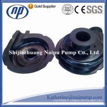 Shijiazhuang Pompe à lisier Pièces de rechange S42 Doublure de plaque de recouvrement (D3017)
