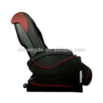 Cadeira a fichas da massagem, cadeira da massagem do vending 3D