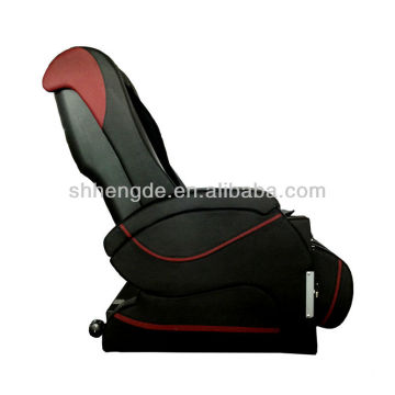 Эксплуатируемый монеткой стул массажа, 3Д торговый массажное кресло