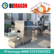 Fully Automatic Onion Root and Stem Cutting Machine