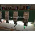 JS Computer Bordado Precio de la máquina 12 heads from india para la venta