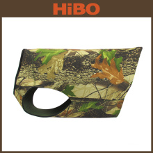 TOURBON hunting Neoprene Camo Large Size Dog Safety Vest Dog Parka