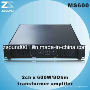 Amplificadores Audio profesional amplificador 600W KTV