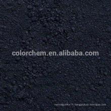 Haute qualité oxyde de fer noir 750 pour la peinture