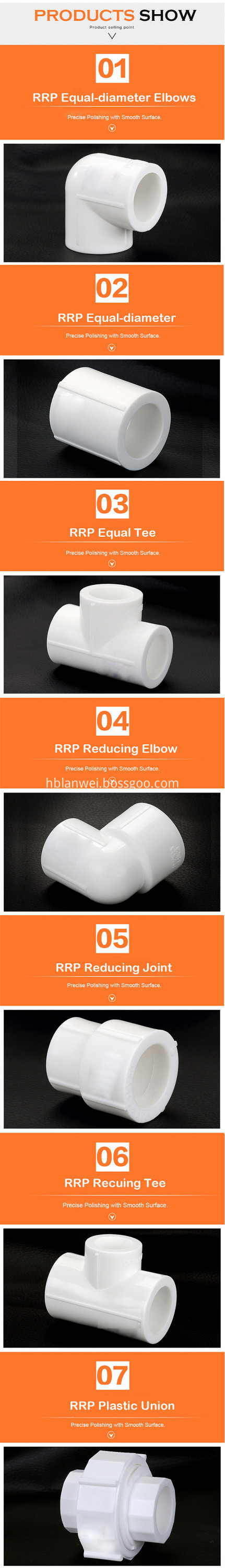 PPR ELBOW TEE SOCKET