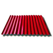 Preço de chapa ondulada galvanizada filipino por peça