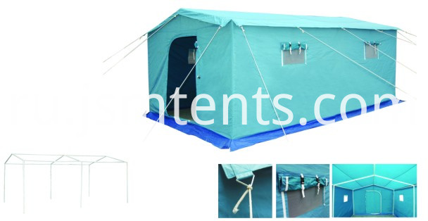 Heating Warm Camping disaster relief tent