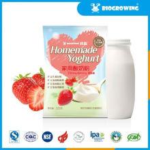 fruit taste bulgaricus yogurt making at home