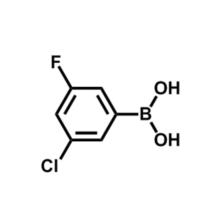 3-Chloro-5-fluorophenylboronic acid CAS  328956-61-2