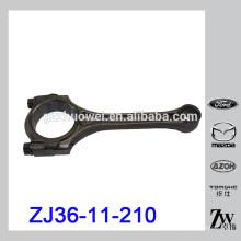 Barra de conexión del cilindro de auto para Mazda 2 1.3L ZJ36-11-210