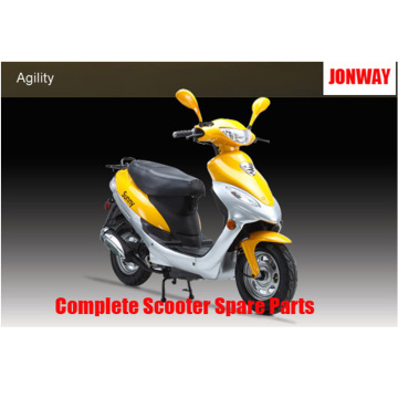 Jonway Agility Complete Scooter Spare Parts Original Quality