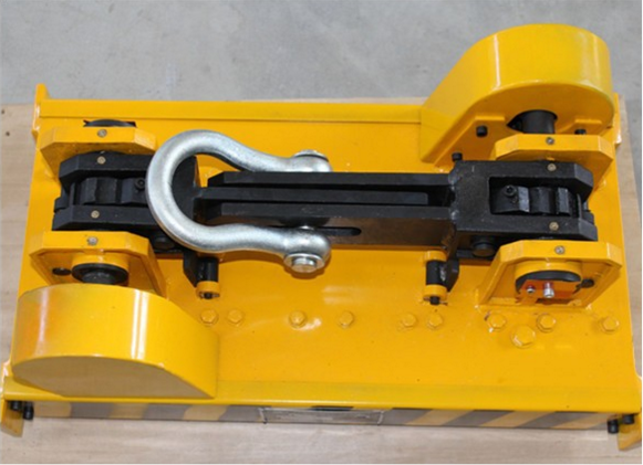magnetic plate lifter
