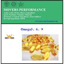 Omega3 \ 6 \ 9 / Plant Capsules / No Preservatives