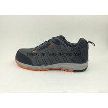 Usar resistindo forte tecido altamente proteção segurança trabalhando sapatos
