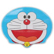 Placa de jantar de melamina com logotipo Doraemon (PT7135)
