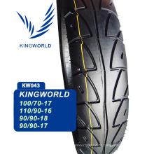 tubeless pneu de moto 90/90-17