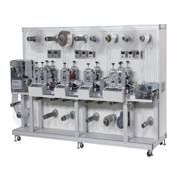 4 ROTARY DIE CUTTING MACHINE