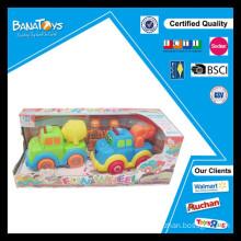 Rodas de plástico de brinquedo de brinquedo para caminhão de brinquedo