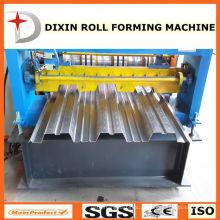 Maquinaria de alumínio quente da plataforma do revestimento do perfil da venda 980 de Dixin